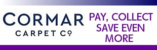 Cormar Carpets - PAY & COLLECT