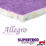 ALLEGRO 12mm Carpet Underlay