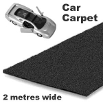 CAR CARPET - Black