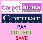 Cormar Natural Berber Twist DeLuxe - PAY & COLLECT