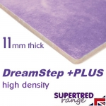 DREAMSTEP 11mm HD Carpet Underlay