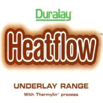 HEATFLOW Low Tog Carpet Underlay for underfloor heating