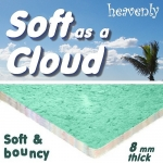HEAVENLY SOFT AS A CLOUD 8mm Carpet Underlay