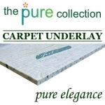 PURE ELEGANCE 10mm Premium HD Carpet Underlay