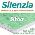 SILENZIA SILVER 9mm UHD Carpet Underlay