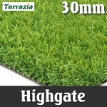 Terrazia Artificial Grass Lawn - Highgate